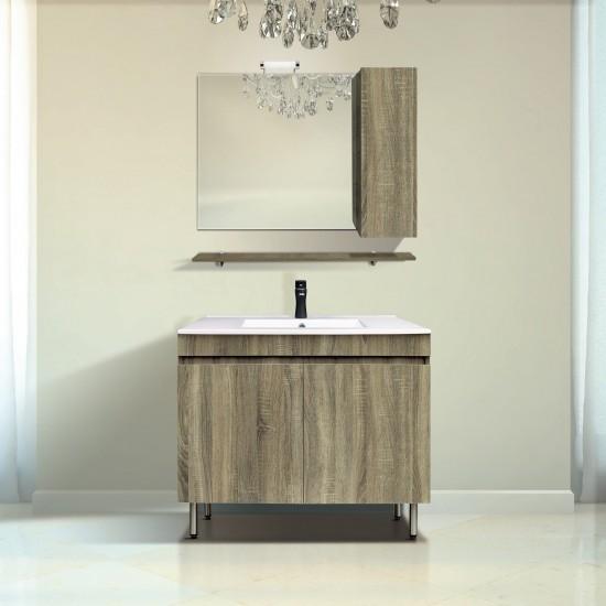 Έπιπλο Μπάνιου Angelica 65 cm, 80 cm και 1m